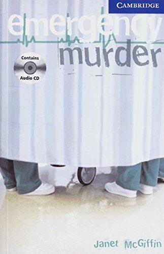 Emergency Murder. Buch und CD: Level 5