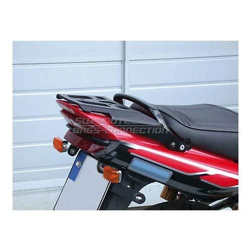 SW-MOTECH ALU-RACK Gepäckträger, Schwarz für Yamaha XJR 1200/1300 -