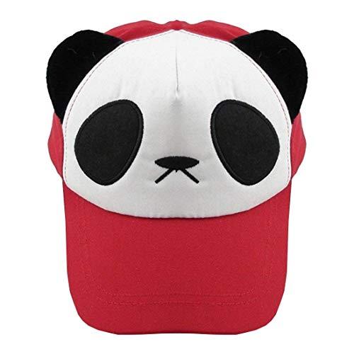 Cotton Panda Cotton Cute Panda Gorras De Béisbol Sombrero Ojos Grandes  Clásico Cute Panda Gorra De 6637d1a1226