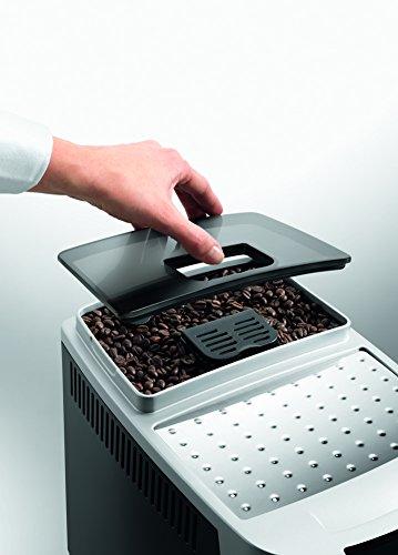 De'Longhi Magnifica S ECAM 22.110.B Kaffeevollautomat (Direktwahltasten und Drehregler, Milchaufschäumdüse, Kegelmahlwerk 13 Stufen, Herausnehmbare Brühgruppe, 2-Tassen-Funktion) schwarz - 3