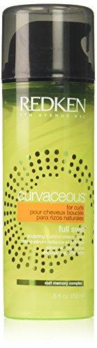 Redken Curvaceous Full wirbeln - Damen, 1er Pack (1 x 150 ml)