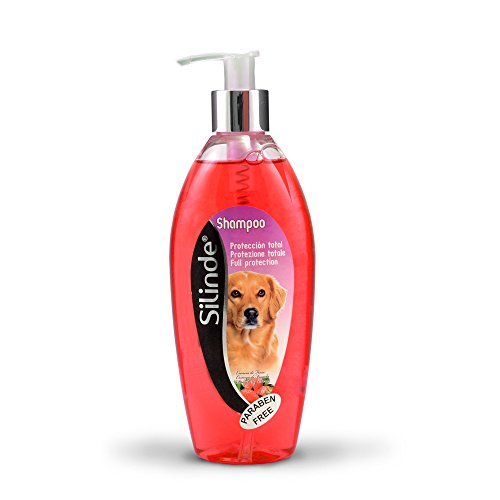 Silinde Perros Champú Full Prod Collection extracto