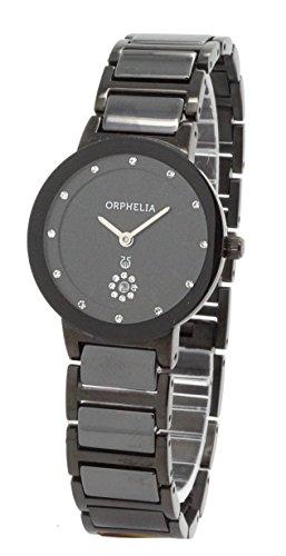 Damen-reloj de pulsera analógico ORPHELIA cuarzo 153-3704-44