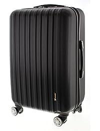 100% ABS Reisegepäck Pianeta Koffer / Trolley, Handgepäck Grösse XL (75cm), Serie Zosed, mit TSA schloss 8 Rädern und stop funktion