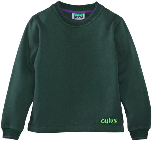 Cub Tipped Boy's Sweatshirt Bottle C30IN