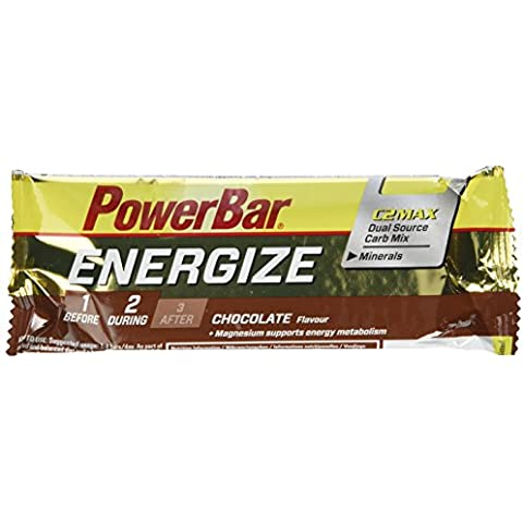 PowerBar Energize - snack bars