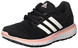 adidas Womens Energy Cloud Wtc W Cblack, Ftwwht and Stibre Running Shoes - 8 UK/India (42 EU)