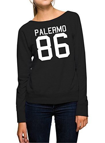Palermo 86 Sweater Girls Black-XL