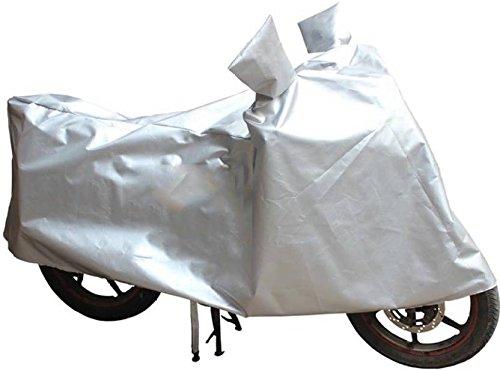 Enew Universal Bike Body Cover (Silver)