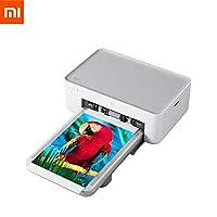 New Xiaomi Mijia Mi Photo Printer Heat Sublimation Finely Restore True Color Auto Multiple Wireless Portable Printer (No ink and Sheet)