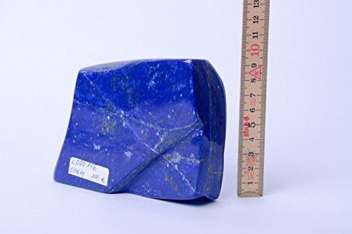 Lapislazuli,Lapis,EX, geschliffen, poliert, Edelsteine, Mineralien, L000116