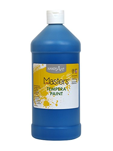 Valu Master (Little Masters von Rock Farbe Tempera 907-blau)