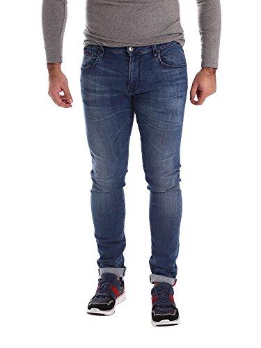 Rifle 95804 QV8XU Jeans Uomo Blu 38