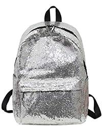 outlet bf74e 71e32 Amazon.it: borsa con paillettes - Zainetti per bambini ...