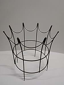 krone staudenst tze staudenhalter pflanzenst tze rankhilfe metall sw0160348 gro. Black Bedroom Furniture Sets. Home Design Ideas