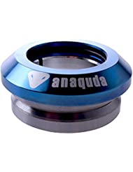 'Anaquda Full Integrated Headset 1 1/8 bluec hrome