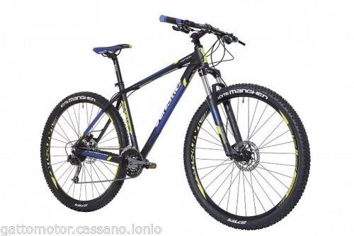 Bici Bicicletta Whistle Patwin 29 1611 27s L Alluminio A Disco Mtb