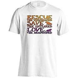 Camiseta hombre blanca o negra