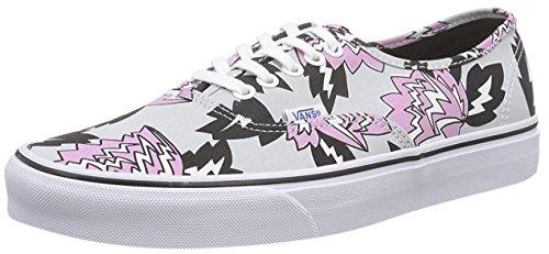 Autentici Basse Sneakers Furgoni Unisex Grigio 4SqWCw