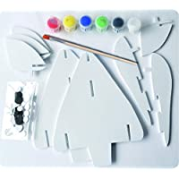 Andreu Toys 1210062 3D Foam Airplanes, Multi-Colour, 22.7 x 16.5 x 7.2 cm