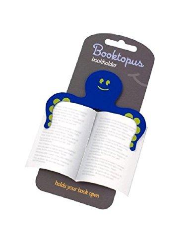 Seitenhalter Booktopus Blue
