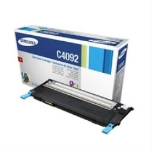 Preisvergleich Produktbild Samsung Toner cyan 1.000 Seiten CLTC4092S