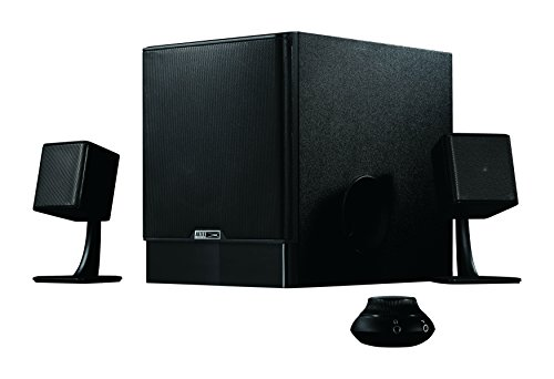 Altec Lansing AL-SND360F USB 2.1 Lautsprecher schwarz (Pc-lautsprecher Altec)