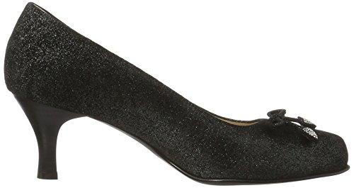 Diavolezza - Anna, Scarpe col tacco Donna nero (nero)