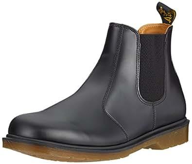Dr. Martens 2976 GAUCHO Unisex-Erwachsene Chelsea Boots, Schwarz, 36 EU
