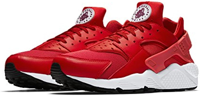 Nike, Uomo, Air Huarache, Pelle Neoprene, scarpe da ginnastica, Nero, Nero, Nero, 45.5 EU | Lasciare Che Il Nostro Commodities Andare Per Il Mondo  d942a8