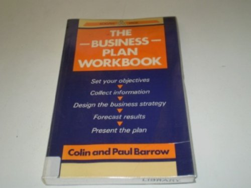 The Business Plan Workbook by Colin Barrow (1988-10-16)