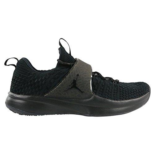 Nike Herren Air Jordan Trainer 2 Flyknit Schwarz Nike Air Jordan Trainer 2 Flyknit Trainingsschuhe