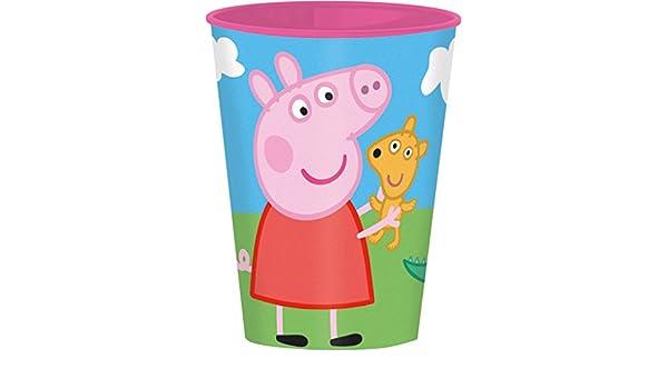 7 x 7 x 13 cm Peppa Pig 748607 Trinkbecher