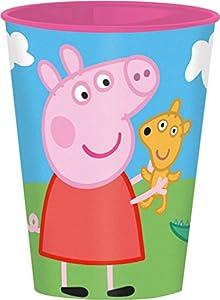 Peppa Pig- Plastico Value Vaso (STOR 52807)
