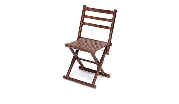 Tang chao sgabelli seggiolino pieghevole sedia piccola in legno