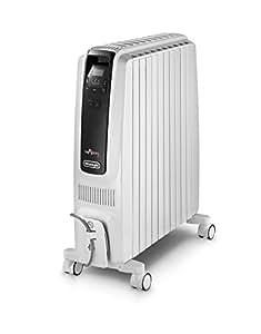 Delonghi dragon 4 lectronique oil minuterie radiateur rempli 2000 watts blanc trds4 0820e - Radiateur en anglais ...