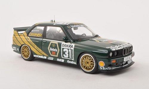 Preisvergleich Produktbild BMW M3 DTM (E30), No.31, Diebels Alt, DTM-Saison , 1991, Modellauto, Fertigmodell, AUTOart 1:18