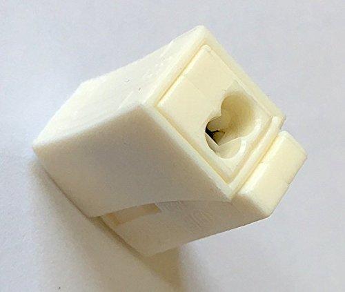 Leuchtenklemme 2-Leiter, 0,5 - 2,5 mm², ASS (30 Stück) (Leiter 30)
