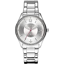 Zinzi Silver horloge ZIW301