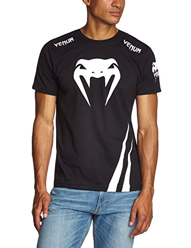 Venum Erwachsene T-Shirt Challenger Black/Ice