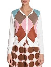 Altea Homme 175151828 Multicolore Coton Cardigan