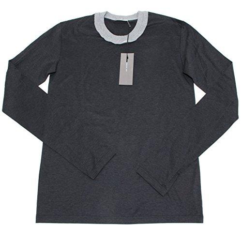 Dior 1334 Maglia Homme Uomo t-Shirt Men Manica Lunga [XS] (Herren T-shirt Dior)