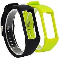 Silikon Armband für Polar A360,Meiruo Ersatzarmband für Polar A360