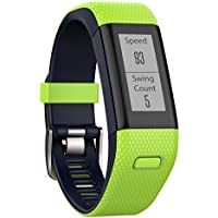 Garmin Approach X40 GPS Golf Watch and Activity Tracker - Limelight/Blue