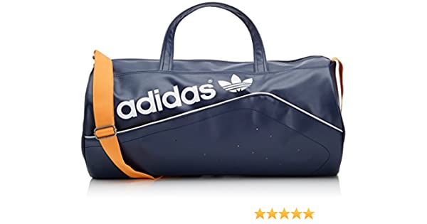 40f4b963f850e3 adidas Duffel Perforated Bag - Collegiate Navy/Collegiate Gold/White, One  Size: Amazon.co.uk: Sports & Outdoors