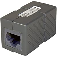 Steren 310-039 Cable combiner Gris - Splitter/Combinador de cables (Gris,