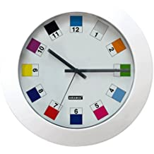 Orologio Basic Pantone 26cm white