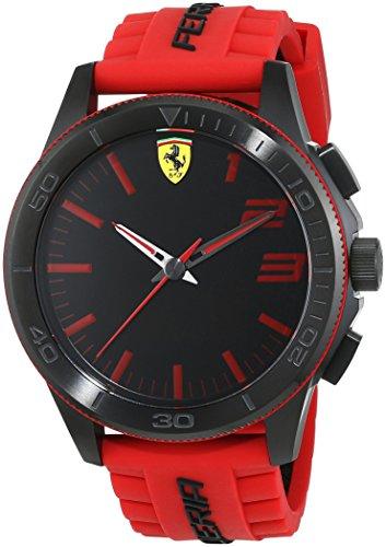 Ferrari 0830376 Scuderia XX UltraVeloce - Reloj de pulsera para hombre