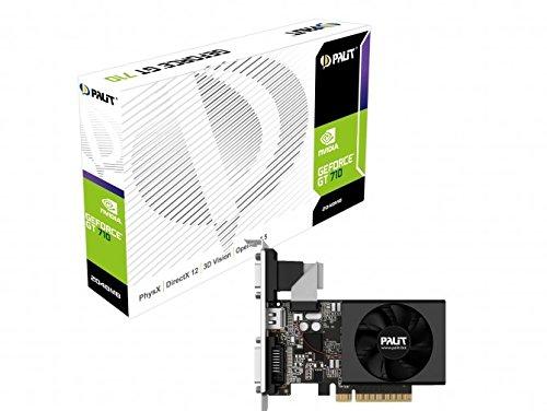 Palit Nvidia Gt 710 2gb Ddr3, 64 Bit, Fan, Crt Dvi,hdmi Graphic Card