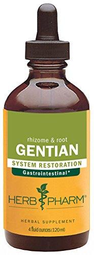 Herb Pharm Gentian Extract, 4 Oz